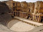 Римский амфитеатр восстанавливают в Сирии