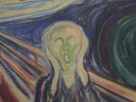 Пропали картины Эдварда Мунка