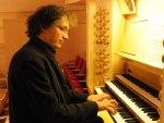 Тьерри Эскеш откроет органный фестиваль в Мариинском