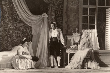 Опера моцарта свадьба фигаро