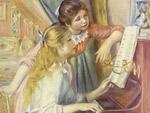 """Выставка """"Музыкальные инструменты в искусстве 1860-1910 гг."""" проходит в Нормандии"""