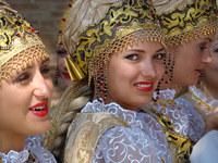 Славянские напевы в Мирном