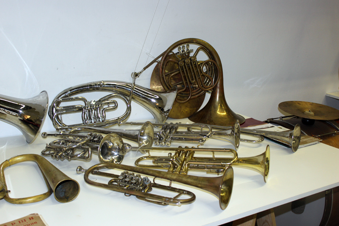 whirligig brass instrument and brent